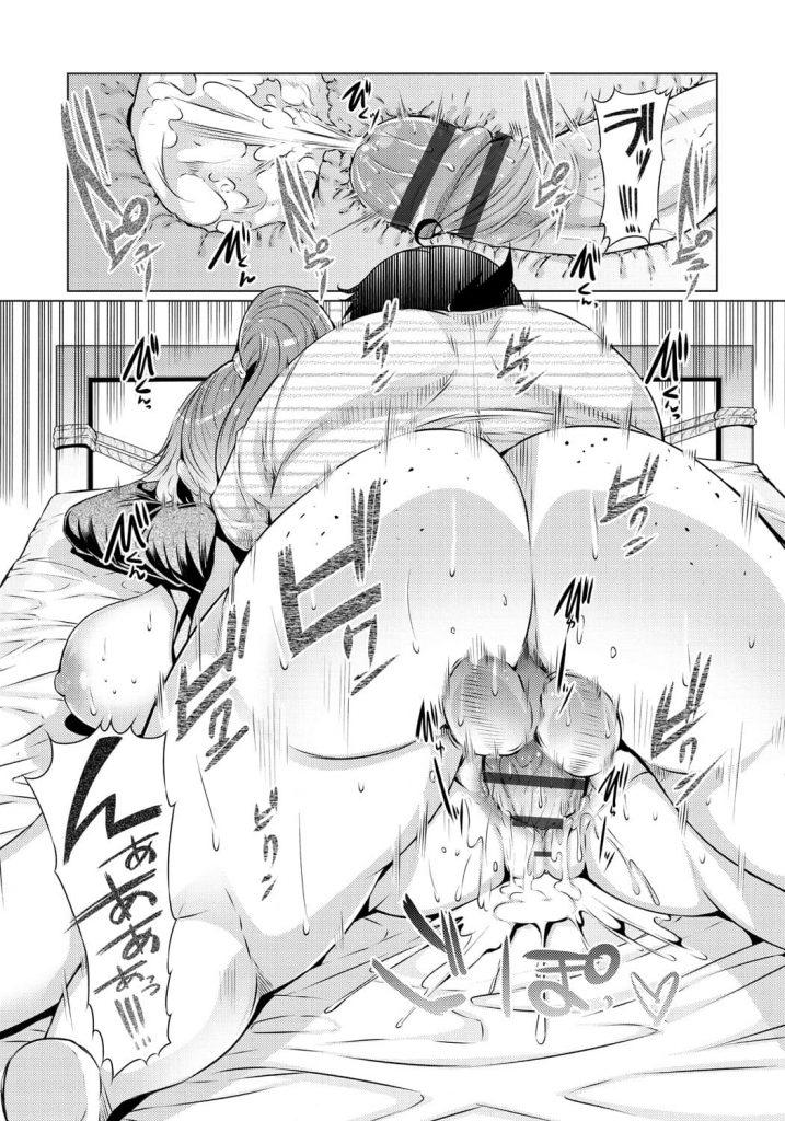 【エロ漫画】生意気な妹を拘束してお仕置きレイプ!妹の処女喪失は動画で残す優しさ!