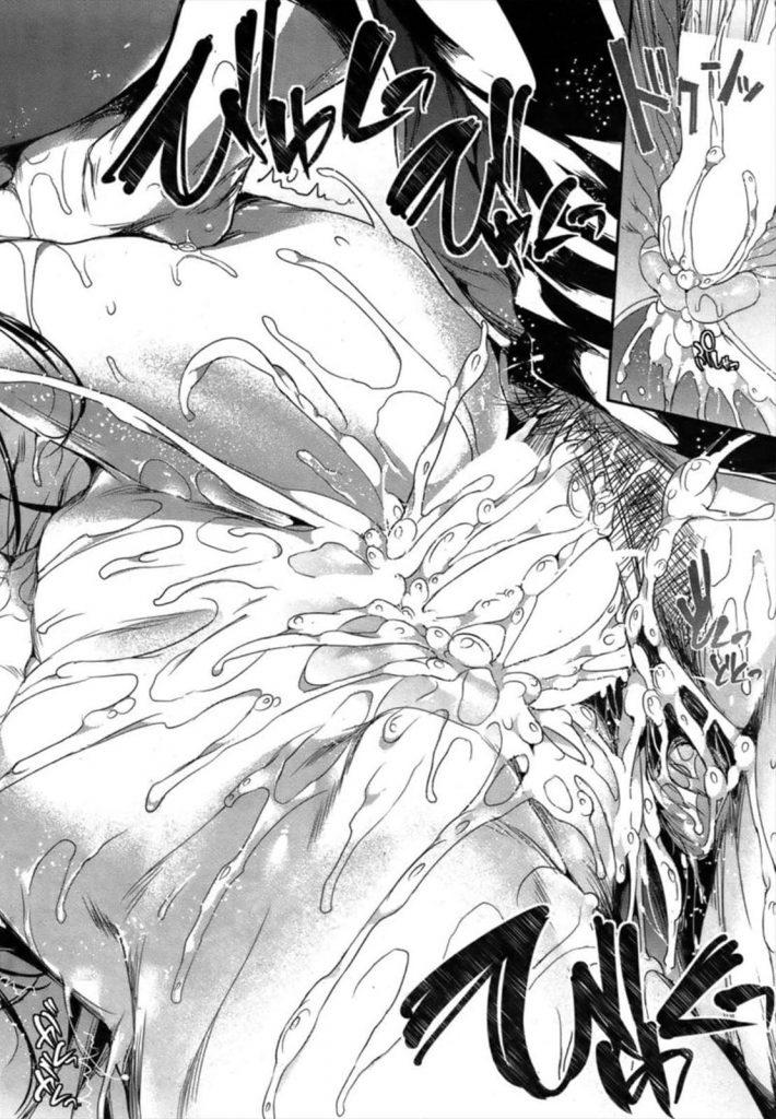 【エロ漫画】大学で再会した中学の同級生のスレンダーな巨乳美人JDがサークル飲み会後に家に来てトロ顔で誘惑し指舐めからの大人キスで濃厚SEX!