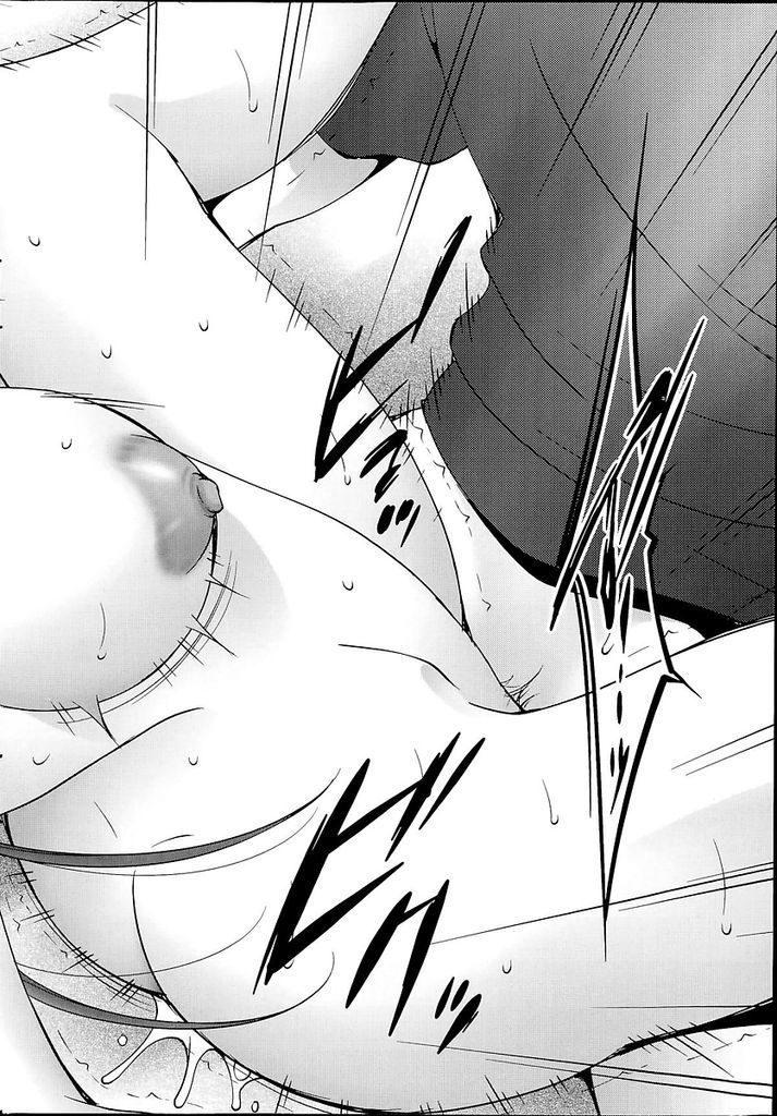 【エロ漫画】防音設備のマンションの引っ越す淫乱巨乳のJDが後輩に手伝わせたお礼を兼ねて三穴同時挿入の4P乱交で喘ぎまくって失神アクメ!
